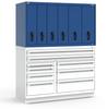 R2V Vertical Drawer Cabinet -- RL-5HKG38008NA -- View Larger Image