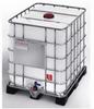 330-Gallon Ecobulk IBC Tank With Plastic Pallet -- TNK213-STANDARD