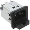 Power Entry Connectors - Inlets, Outlets, Modules -- 486-2179-ND -Image