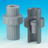 Series ARV Thermoplastic Air Release Valve -- ARV100BT-PV