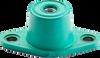 Neoprene/Elastomeric Floor Mounted Non-Seismic Isolator -- R-Single-Deflection-Isolators -Image