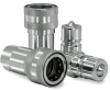 ISO B Stainless Steel Couplings -- Series 676 -- View Larger Image