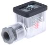 Pneumatic Solenoid Coil Connectors -- 7013432