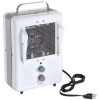 Fan Forced Portable Electric Heater -- T9H606689 - Image
