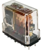 Relay;E-Mech;Industrial;DPDT-NO;Cur-Rtg5, 10A;Ctrl-V 120AC;Plug-In;12 Pin -- 70213390