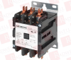 SIEMENS 42BF35AJ ( DISCONTINUED BY MANUFACTURER, CONTACTOR, DEFINITE PURPOSE, 30AMP, 3POLE, 24VAC ) -Image