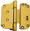 2-Way Adjustable Hinge, Solid Brass Models -- 848052