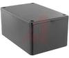 Case; Polystyrene Plastic; 4.7 in. L x 3.2 in. W; Philips Head; Black; 0.16 in. -- 70164345