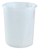 5 Gallon High Density Polyethylene Insert for Steel Pail -- 10031