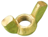 Wing Nuts - Brass - Metric - ANSI. B18.17