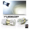 6K WHITE LED 7W BACK-UP LIGHT BULBS CREE XR-E Q5 3156 | 1 PAIR -- 3156_7W_HP_W