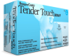 SC TENDER TOUCH NITRILE EXAM POWDER FREE TEXTURED 180/BX -- SEMPERMED TTNF204