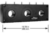 Current Metering Transformer 100:5A -- 78211498822-1