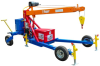 Towable Straddle Cranes -- TOW-1