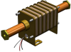 Polynoid Linear Motor Actuators -- LMPY0614-SX1X-X