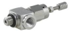 Single Stage Piston Style Subminiature Pressure Regulator -- PR-MLS - Image