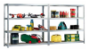 Wide Span Shelving Systems