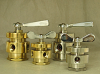 Control Selector Valve with Stainless Steel Rotor -- CAL3TSL012 -- View Larger Image