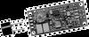 Ultrasonic sensor, transmitter -- UBE15M-H1