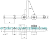 Conveyor Chain For Steel Plant -Image