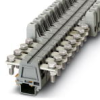 Feed-through modular terminal block - UHV 25-AS/AS - 2130004 -- 2130004