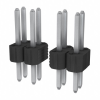 Rectangular Connectors - Headers, Male Pins -- 68739-426HLF-ND -Image