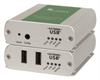 Icron USB 2.0 Ranger 2312 2-Port Cat5e (or better) USB Extender System with Remote Power (100m Max)