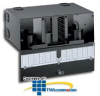 Panduit® Opticom Fiber Optic Rack Mount Enclosure -- FRME144SBL