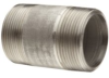 304/304L Stainless Steel Pipe Fitting, Nipple, Schedule … - Image