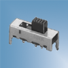 Compact Miniature Slide Switches -- MSTS  Series - Image