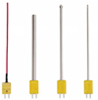 Surface sensor, plug in, thermocouple type K, up to +850 C -- Gossen Metrawatt Z3431-6 (GTZ3431006R0001)