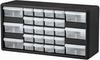 26-Drawer Plastic Storage Cabinet -- 10126