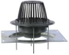 Roof Drain with Deck Flange/Adj. Extension -- RD-300-F