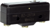 MICRO SWITCH BZ Series Premium Large Basic Switch, Single Pole Double Throw Circuitry, 15 A at 115 Vac, Pin Plunger Actuator, Screw Termination, Silver Contacts, Military Part Number M8805/1-004 -- BZ-2RT04 -Image