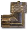 Right Angle UHF Female to UHF Male, Adapter -- 9243 - Image