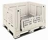 MACRO PLASTICS MacroBin ShuttleBin 330 Folding Container -- 5194900