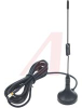 Antenna, 2.4 GHz 5 dBi, Mobile or Desktop Omni Wireless LAN with Mag. Base -- 70126416