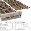 Rectangular Cable Assemblies -- M1DXK-4040K-ND -Image