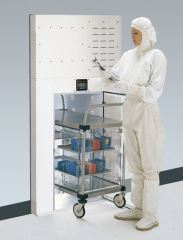 Cleanroom Pass-Through