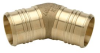Brass 45 DEG Elbow -- QQE____45GX -Image