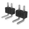 Rectangular Connectors - Headers, Male Pins -- 68764-421HLF-ND -Image