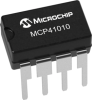 Digital Potentiometers -- MCP41010