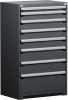 Heavy-Duty Stationary Cabinet (with Compartments) -- R5AEE-5825 -Image