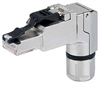 RJ45 Right Angle Ethernet Connector -- J00026A4000 - Image