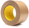 3M 465 Adhesive Transfer Tape Clear 3 in x 60 yd Roll -- 465 CLEAR 3IN X 60YD -- View Larger Image