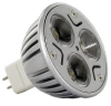 (03 Watt) Dimmable MR16 LED -- MR16UL-DIM-HP3