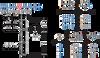 Swage Terminal Pin -- 3222-2-00-15-00-00-08-0