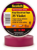 Scotch® Professional Grade Color Coding Vinyl Electrical Tape 35 - Violet - 3/4
