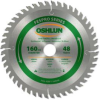Oshlun SBFT-160048 160mm 48 Tooth FesPro Crosscut ATB Saw.. -- SBFT-160048
