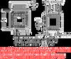 Surface Mount PLCC Socket -- 940-XX-032-17-400000